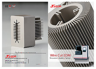JSEDM Wire Cut Catalog 2013 pdf