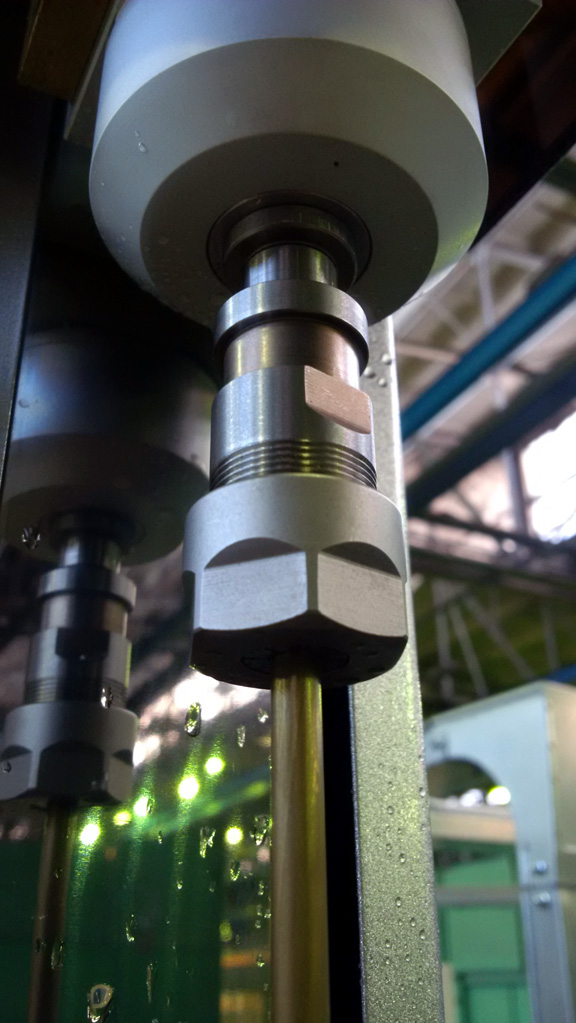 CNC-4060 EDM Superdrill Collet Chuck with Electrode цанговый патрон супердрели с электродом 6мм